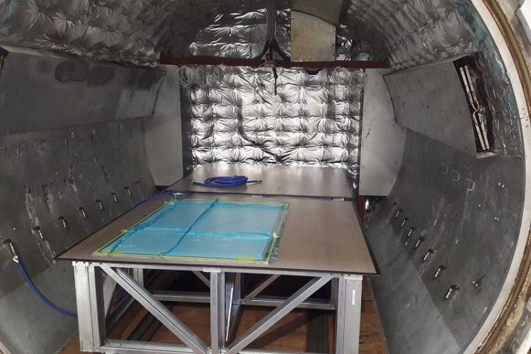 Small Autoclave Vacuum Tables
