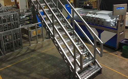 Access Platforms & Staircases